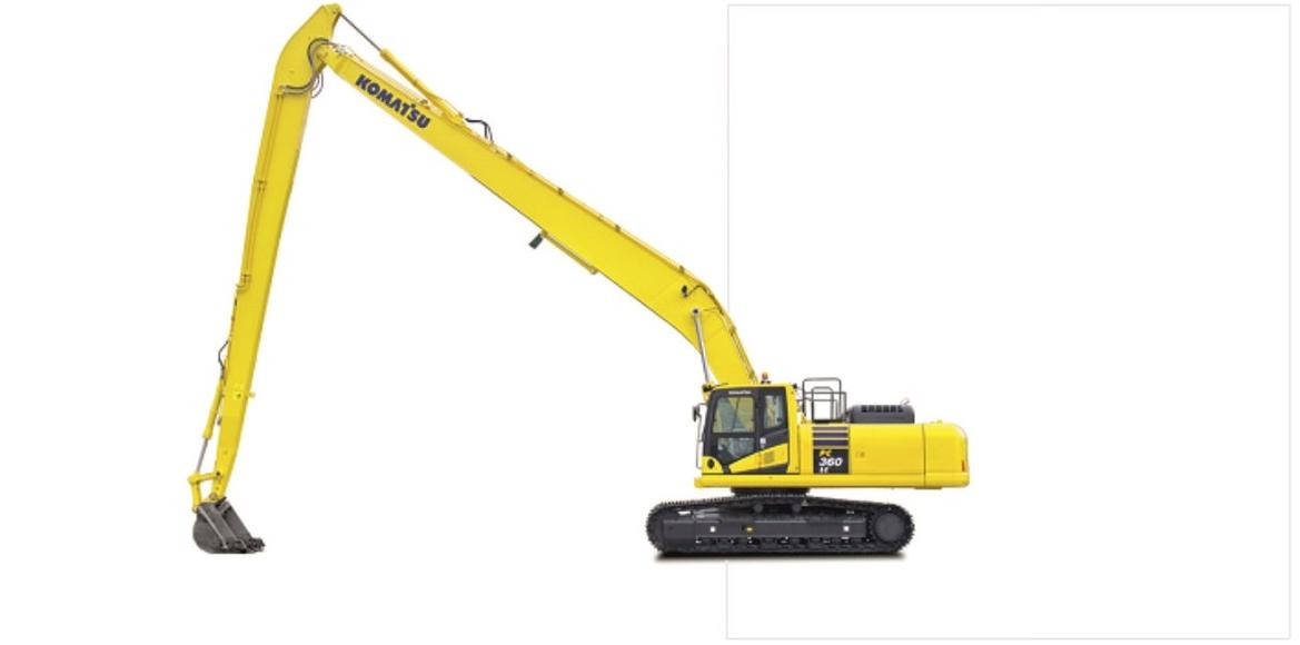 Super Long Front Excavators (SLF)